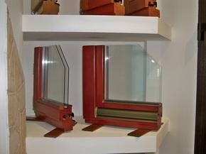 Műanyag ablak sarokminták