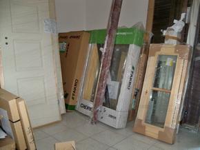 Áronház - ujpesti ablak ajtó kisraktár